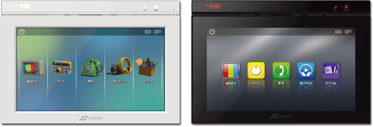 Kitchen touch screen TV phone 10.1