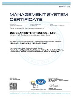 ISO 9001 (DNV.GL)